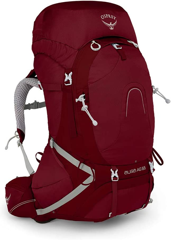 Osprey Aura AG 65 Women's Backpacking Backpack