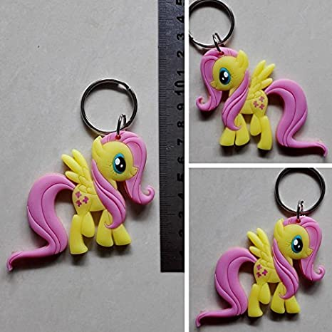 Amazon.com: Dibujos animados my little pony Fluttershy Logo ...
