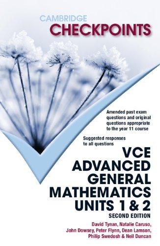 cambridge maths 2 unit pdf