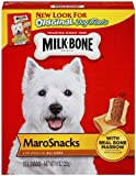 Milk Bone Original Dog Treats with Real Bone Marrow, 10-Ounce (Pack of 6), My Pet Supplies