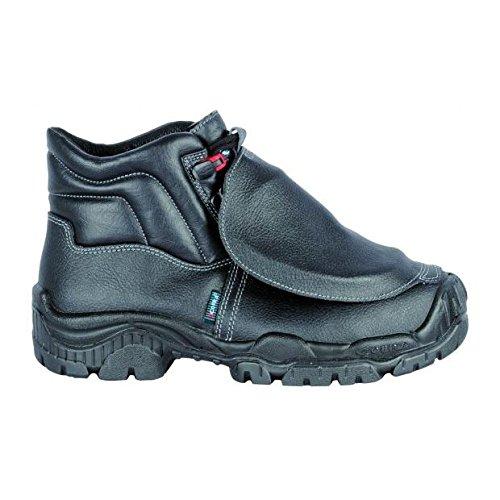 Cofra 31172–000.w46Brunt S3M SRC calzado de seguridad talla 46NEGRO
