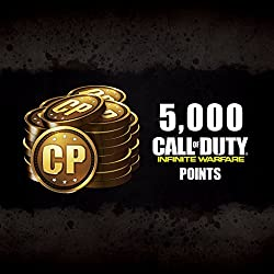 5,000 Call of Duty: Infinite Warfare Points - PS4 [Digital Code]