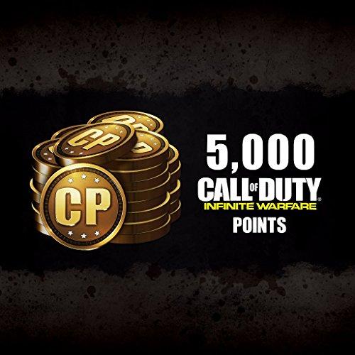 5,000 Call of Duty: Infinite Warfare Points - PS4 [Digital Code]