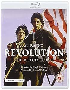Revolution: The Director's Cut (DVD & Blu-ray) [1985] [Reino Unido]