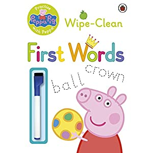 Peppa-Pig-Practise-with-Peppa-Wipe-Clean-First-Words-Paperback--2-July-2015