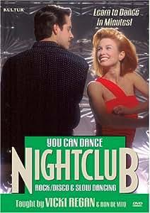 You Can Dance Nightclub - Rock/Disco & Slow Dancing