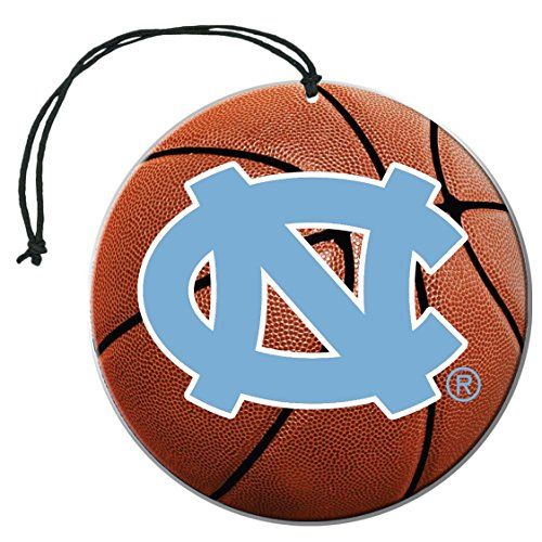 NCAA North Carolina Tar Heels Auto Air Freshener, 3-Pack