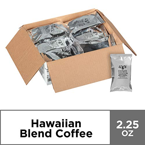 Cafe Collections Hawaiian Roast Ground Coffee (2.25 oz Bags, Pack of 20) ()