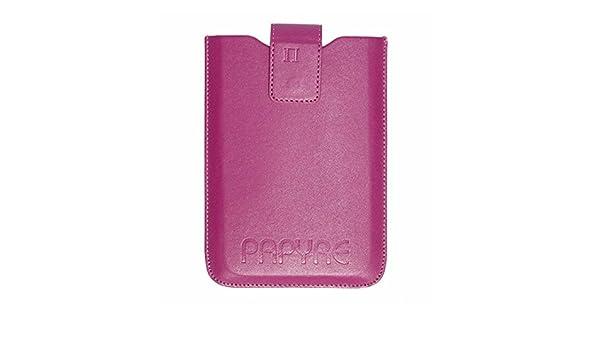 Papyre FE601P - Funda blanda para ebook Papyre 601, color rosa ...
