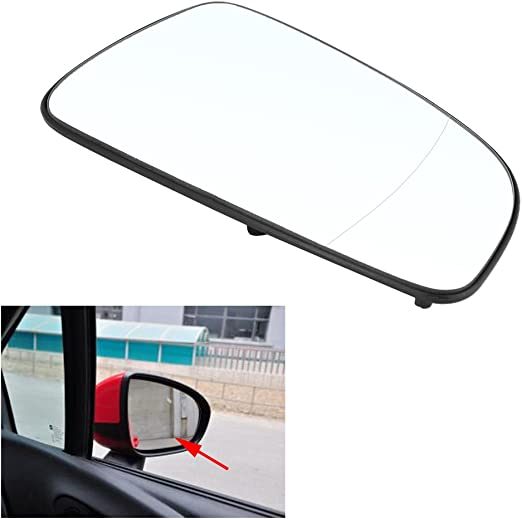 Passenger//Driver Side Car Door//Wing Mirror Cover Set Per FORD