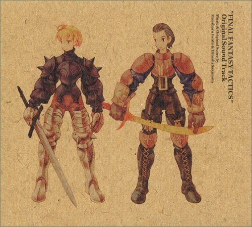 Price comparison product image Final Fantasy Tactics (Original Soundtrack)
