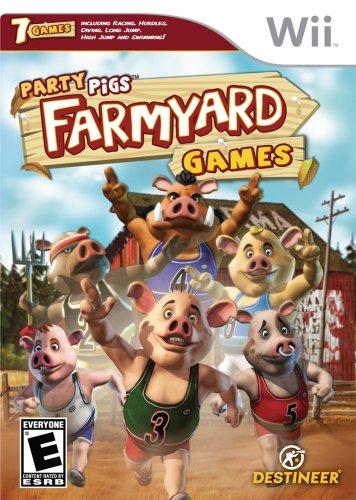 Party Pigs Farmyard Games – Nintendo Wii