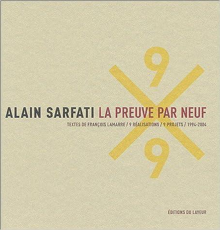 Lire Sarfati : Monographie pdf epub
