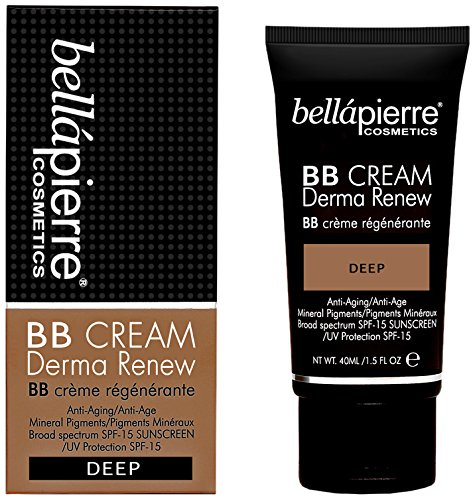 Bellapierre Bb Cream Derma Renew (Light) by Bella Pierre Cosmetics Bellapierre Cosmetics BB002