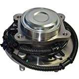 GSP 123360 Rear Hub Assembly