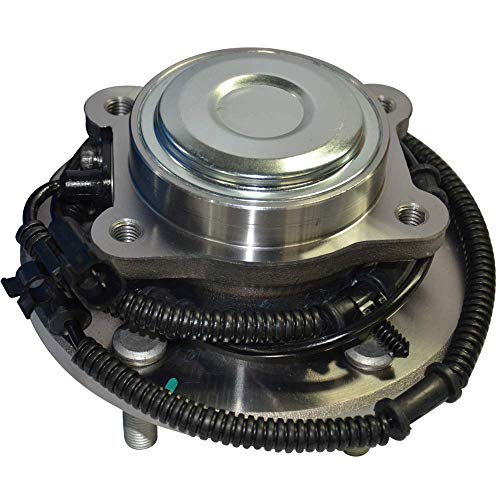 GSP 123360 Axle Bearing and Hub Assembly - Left or Right Rear (Driver or Passenger Side)