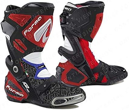 Taille 36 Gris Forma FORU110-1536 Basket Moto Slam Flow Homologu/ée CE