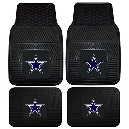 Best dallas cowboys floor mats for suv