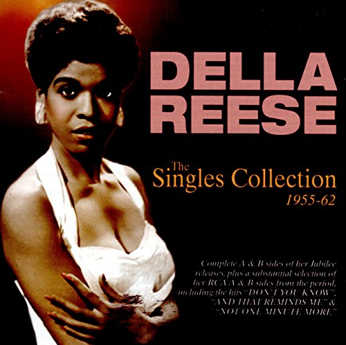 Singles Collection 1955-62 - Reese Girl
