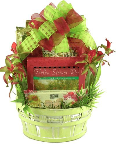 Gift Basket Village My Grandmother My Friend Gift Basket for Grandma