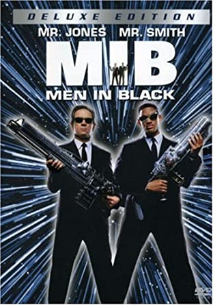 Amazoncom Men In Black Deluxe Edition Tommy Jones Will