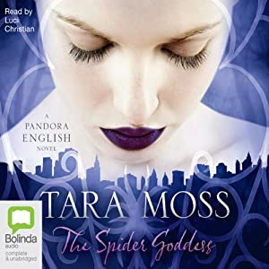 The Spider Goddess Audiobook
