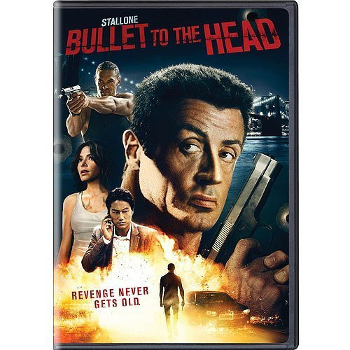 Bullet to the Head (DVD + UltraViolet + Digital Copy) by Warner Home Video