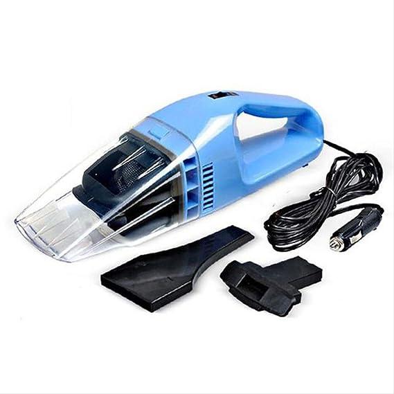 VOL Mini Aspirador para Auto Aspirador portátil de Mano Aspirador para Auto de Uso Dual húmedo y seco Negro: Amazon.es: Hogar