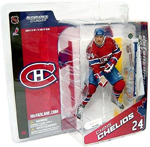 (McFarlane Toys Hockey - NHL - Series 8 - Chris)