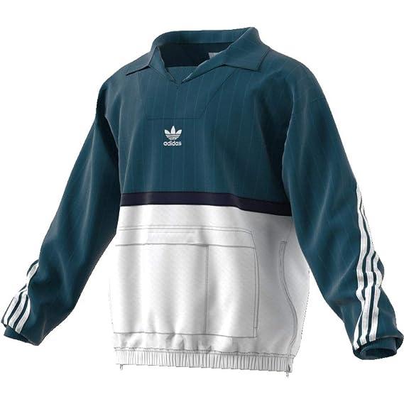 adidas Herren Drill Pullover: : Bekleidung