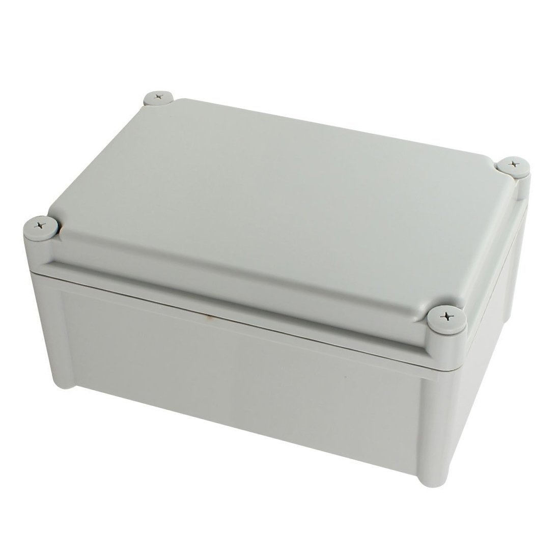 New Diy Abs Project Box Ip65 Small Electronics Enclosure Plastic Enclosure Waterproof Junction Box Switch Box Six Size Lighting Accessories