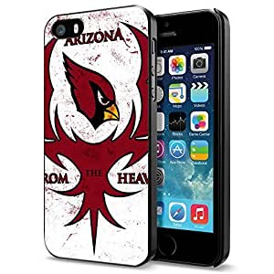 diy zhengAmerican Football NFL ARIZONA CARDINALS Fire from the Heven, Cool Ipod Touch 5 5th Case Cover