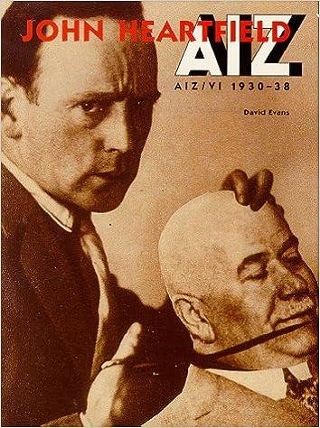 john heartfield aiz vi 1930 38 english and german edition