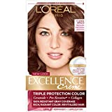 L'Oreal Paris Excellence Creme Hair Color, 5RB Medium Reddish Brown