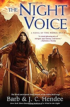 The Night Voice 0451469321 Book Cover