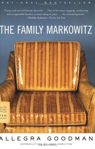 Download The Family Markowitz pdf epub