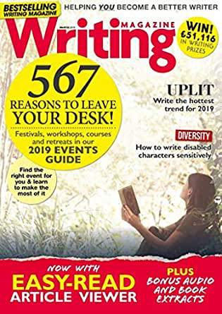 Amazon com: Writing Magazine: Kindle Store
