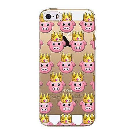 coque iphone 6 silicone cochon