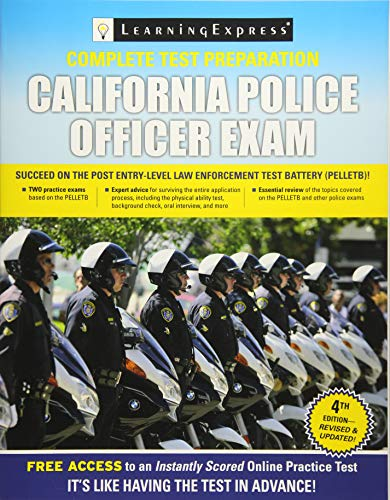 Pdf Test Preparation California Police Officer Exam