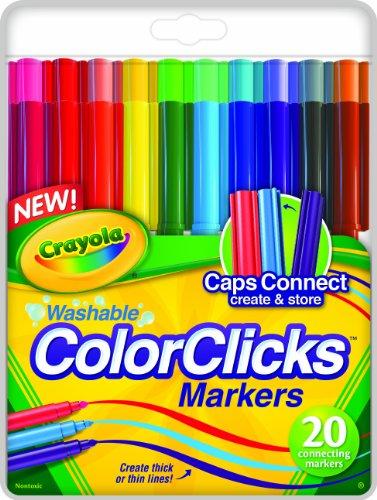 Crayola Color Clicks 20 Count