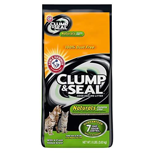 (Arm & Hammer Clump & Seal Naturals 8lb)