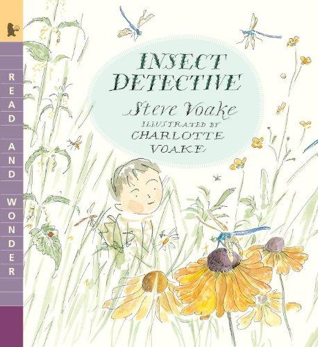 Insect Detective Wonder Steve Voake