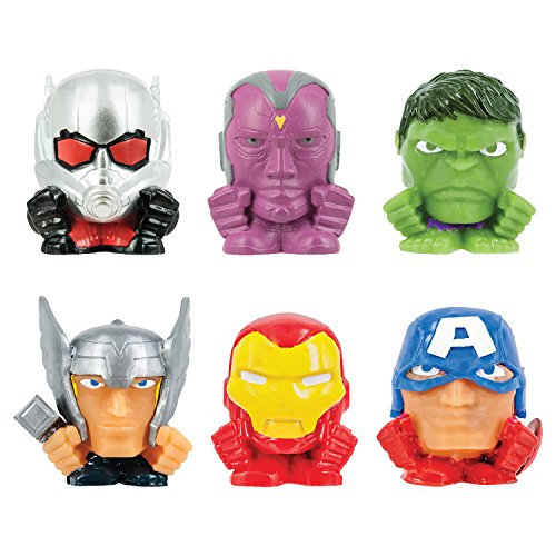 FREE SHIPPING Tech4Kids Mash/'ems Value Pack Action Figure 6 Pack NEW