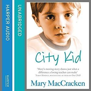 City Kid Audiobook