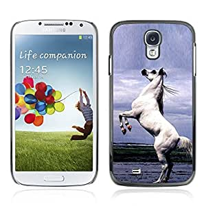 Graphic4You Arabian Stallion Horse Animal Design Hard Case Cover for Samsung Galaxy S4 S IV