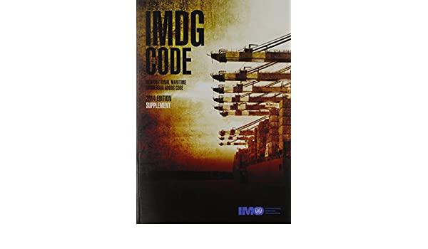 Imdg code international maritime dangerous goods code imdg code international maritime dangerous goods code international maritime organization 9789280115987 amazon books fandeluxe