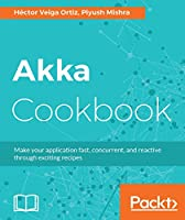 Akka Cookbook Front Cover