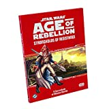 Star Wars: Age of Rebellion Strongholds of Resistance Sourcebook