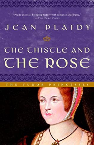 book cover of The Thistle and the Rose