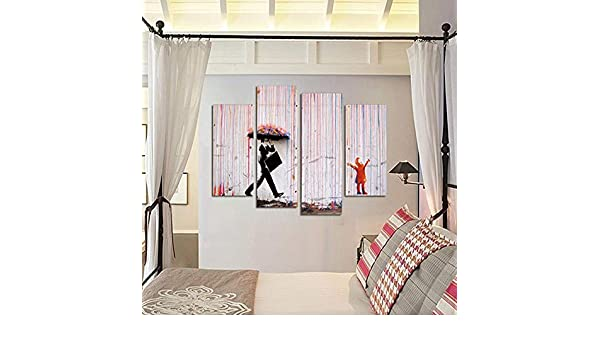 Olydmsky Cuadros dormitorios Modernos,Pintura Mural Arte para la ...